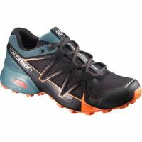 SALOMON SPEEDCROSS VARIO 2 BLACK/NORTH ATLANTIC/SCARLET IBIS 398415