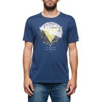 ELEMENT CENTRAL T SHIRT NAVY