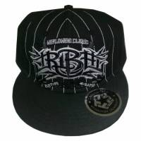 TRIBAL FLEXFIT CAP BLACK