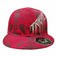 TRIBAL FLEXFIT CAP RED