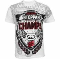 ECKO UNLTD Tshirt Champ Bleach White
