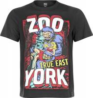 ZOO YORK T SHIRT KING BLACK