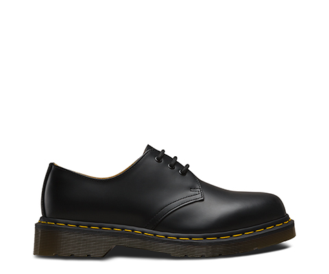 DR MARTENS 1461 BLACK SMOOTH 11838002 UNISEX