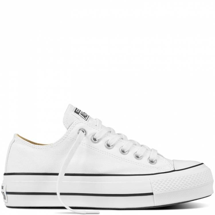 ALL STAR LIFT 560251C OX WHITE/BLACK/WHITE