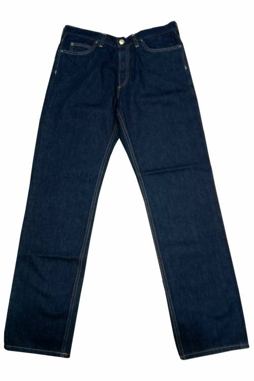 CARHARTT BRONCO PANT TRONA BLUE RINSED