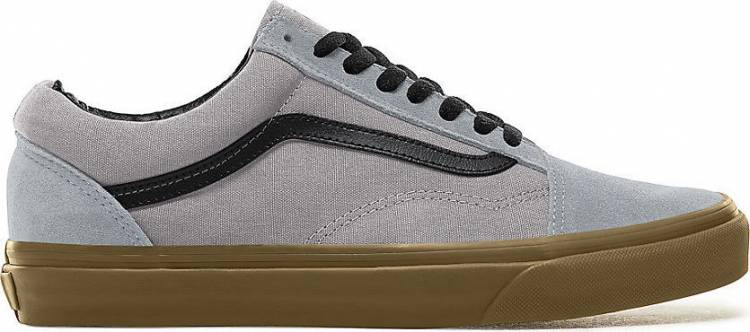 ebaaab081157ed VANS OLD SKOOL (Gum Outsole) VA38G1U40 Alloy Black