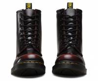 DR MARTENS 1460  8 Eye Boot 13661601 CHERRY RED ARCADIA