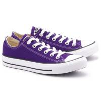 CONVERSE ALL STAR 147140C PERIWINKLE OX (ΛΟΥΛΑΚΙ)