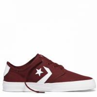 STAR PLAYER ZAKIM OX 155753C DEEP BORDEAUX/WHITE