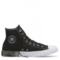 CONVERSE ALL STAR HI 159549C BLACK/DOLPHIN/WHITE