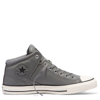 CONVERSE ALL STAR HIGH STREET MID 161472C MASON/BLACK/EGRET