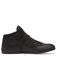 CONVERSE ALL STAR HIGH STREET MID 161473 BLACK/BLACK/BLACK