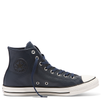 CONVERSE ALL STAR POST GAME LEATHER HI 161495C NAVY/NAVY/EGRET