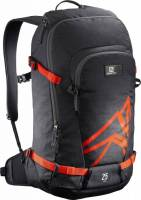 SALOMON SIDE 25 BACKPACK EBONY LC1168100