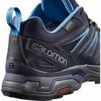 SALOMON X ULTRA 3 GTX 402423 GRAPHITE/NIGHT SKY/HAWAIIAN SURF