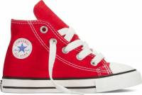 CONVERSE all star bebe Hi 7J232 Red