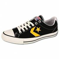 CONVERSE STAR PLAYER OX 129766C BLACK