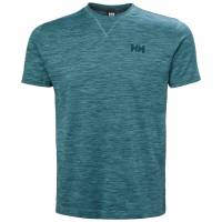 HELLY HANSEN VERGLAS GO TSHIRT 62949-516 NORTH TEAL