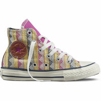CONVERSE ALL STAR 651682C HI PLASTIC PINK