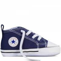 CONVERSE ALL STAR FIRST STAR INFANT 88865 NAVY