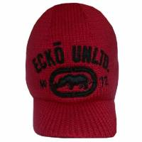 ECKO MILITARY KNIT PACK TRUE ECKO RED