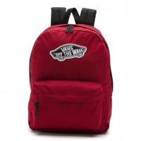 VANS REALM BACKPACK BIKING RED VN0A3UI61OA