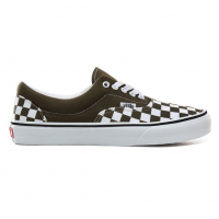 VANS ERA (CHECKERBOARD) BEECH/TRUE WHITE VN0A4BV4VXI