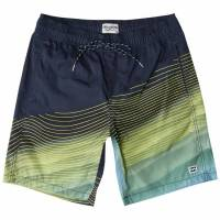 "BILLABONG RESISTANCE LAYBACKS 16"" BOARDSHORTS  N1LB24BIP9 0050 YELLOW"