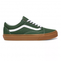 VANS OLD SKOOL (GUM) GREENER PASTURES/TRUE WHITE VN0A4U3BWYY