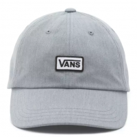 VANS COURT SIDE HAT GREY HEATHER/BOOM BOOM VN0A31T6V951