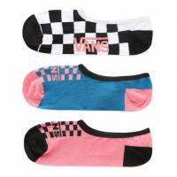 VANS  FUN TIMES CANOODLE SOCKS 3 PAIR(37-41) WOMENS MULTICOLOR VN0A3UR1448