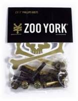 "ZOO YORK 1"" ALLEN BOLTS"