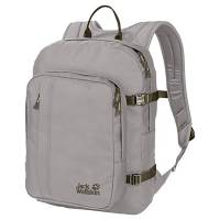 JACK WOLFSKIN BACKPACK CAMPUS CLAY GREY 2007481-6020