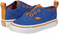 Vans Authentic V (PoP)  Bebe Strong Blue/Orange